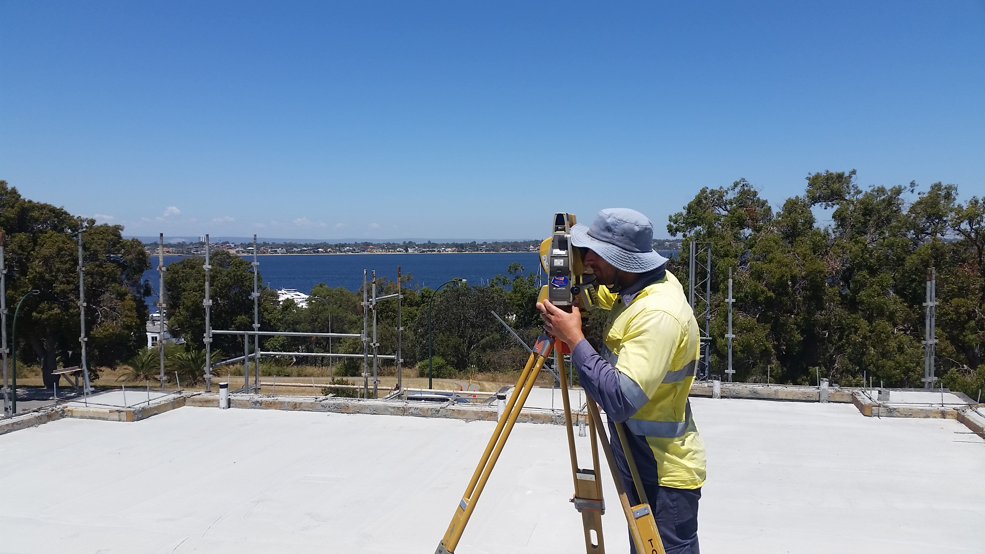 <h4>Experienced</h4> <h5>and professional surveys</h5> <p>R G Lester & Associates has built a fantastic team of surveying professionals, all of whom are committed to providing the most detailed and comprehensive surveys to a high degree of accuracy.</p> <p>We have all the skills, resources, tools and state-of-the-art surveying equipment necessary to complete even the most complex surveying projects in the fastest turnaround times possible – and all at competitive rates.</p> <p> </p> <p> </p> <p> </p>